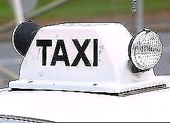 Taxi Wanted in Canberra