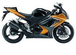 1000CC Suzuki GSX-R1000 Bike with low kilometers