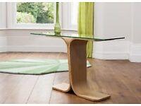TOM SCHNEIDER Drift Console Table Oak NEW 50 % OFF