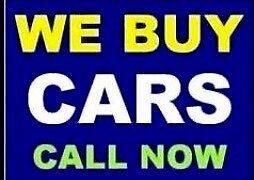 CARS / VANS / 4x4 / SCRAP CARS & MOT FAILURES BOUGHT FOR CASH!!!