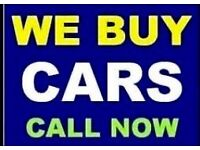 CARS / VANS / 4x4 / SCRAP CARS & MOT FAILURES BOUGHT FOR CASH!!!