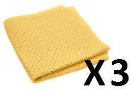 ProClean Products Quality XXL Chamois 3 Pack Southport Gold Coast City Preview