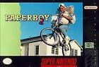 Nintendo Video Games Paperboy 2