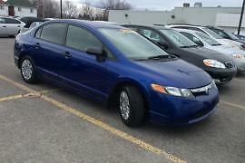 2006 Honda civic DX Berline $4499 nego quick sale