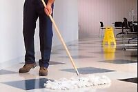 Night/Part-Time Cleaning Job