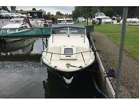 SHETLAND 610 for sale moored in Mill Lane, Taplow SL6 0AA.