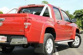 From $76* per week on finance 2010 Holden Colorado Ute Westcourt Cairns City Preview