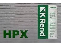 25kg Bag of K-Rend render Basecoat HPX KRend (new unopened)