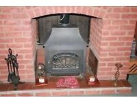 Eskdale natural gas stove fire