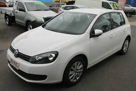 From $52* per week on finance 2011 Volkswagen Golf Hatchback