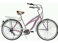 LADIES BIKE - BEACH CRUISER QUICK SALE
