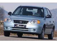 Hyundai Accent 1.3 GSi Petrol Manual 2003 model (OV03LYZ)