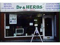 Massage at Dr &Herbs