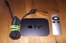 Apple TV second generation excellent