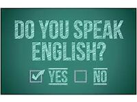 English Language lessons, conversation classes and informal