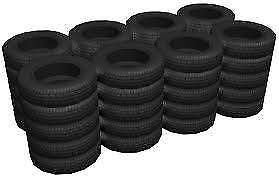 """Used 15"""" Passenger 205/60R15 tyres, 75-85%, $35 e.a"""