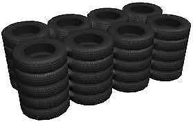 """Used 15"""" SUV 205/70R15 tyres, 55-65%, $35 e.a"""