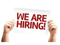 STAFF REQUIRED, MUST HAVE SALES EXPERIENCE, FULL TIME VACANCIES, START IMMEDIATLEY