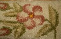 Traditional Rug Hooking Classes, the Cheticamp style