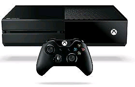 1TB Xbox One with games for phone with big screen.