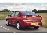 Vauxhall Vectra Exclusive CDTi 120 5 Door Hatch Back Diesel 1900cc 2008