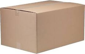 12 x Storage / packing, Cardboard boxes, W499mm x H346mm x D350mm