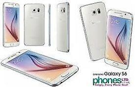 Sim Free Samsung Galaxy S6 White 32GB