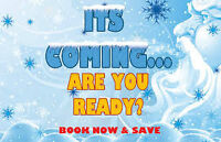 "IT,S COMING ""    SNOW REMOVAL ONLY A FEW SPOTS LEFT BOOK NOW"
