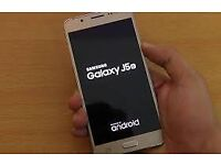 SAMSUNG GALAXY J5 MOBILE UNLOCKED TO ANY NETWORK