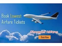 Flight Ticket Booking Half Price