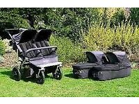 Double Buggy / Pram *Sold Pending Collection*