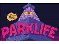 Parklife Festival 2018 - VIP WEEKEND TICKET