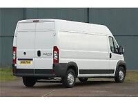 Man with a Van from £15 per hour Luton tail lift from £25 per hour and motorcycle recovery