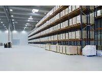Part time warehouse job IMMEDIATE START - warehousing part-time loading packing