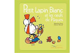 livres Petit lapin blanc