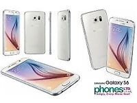 Sim Free Samsung Galaxy S6 White 32GB