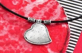 You've got Heart Necklace by Silpada - new and unused
