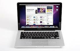 Apple MacBook Pro 13 Inch Late 2011 PROCESSOR 2.4 GHz INTEL CORE