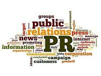 PR ASSISTANT Training & Work experience