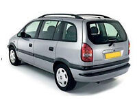 2000 - 2005 VAUXHALL ZAFIRA A BREAKING FOR PARTS