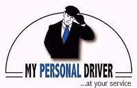 Personal Driver Any time