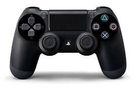 Wanted ps4 controller