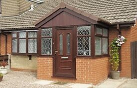 front doors from £499 supply only