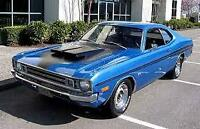 WANTED 1971 DODGE DEMON