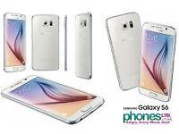 Samsung Galaxy S6 White 32GB With Warranty