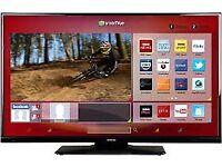 "50""bush smart tv £280 ONO and guaranteed"