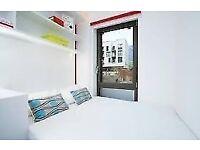 Standard En Suite Single Room @ Scape Wembley