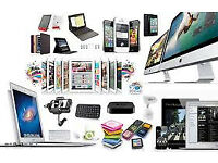 Im looking to buy laptops,tv's, games consoles,phones and other electronics