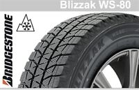 205/55R16 BRIDGESTONE BLIZZAK WS-80--$715.00-$70 MAIL IN REBATE