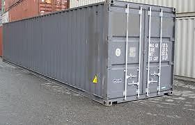 SUMMER SPECIAL !!!! 40' STORAGE CONTAINERS $99 P/MONTH